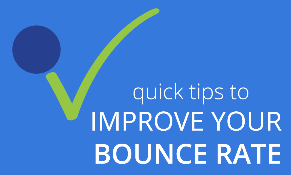 Improve Your Website Bounce Rate | FUSED web design tips