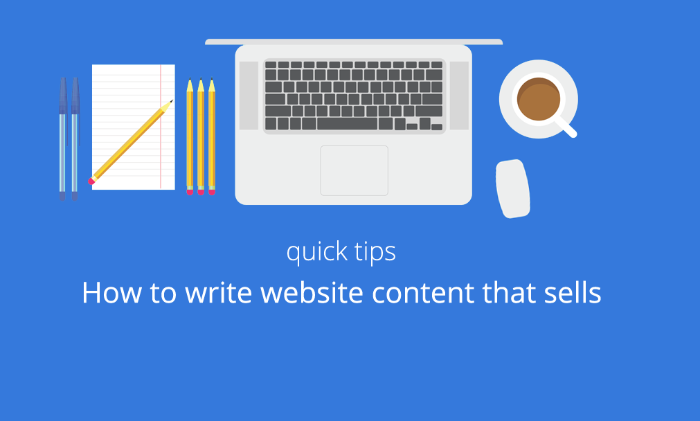 How to write web copy that sells | web copy | FUSED